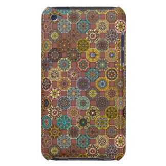 Colorful abstract tile pattern design iPod Case-Mate case