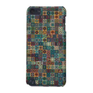 Colorful abstract tile pattern design iPod touch (5th generation) cover