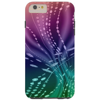 Colorful Abstract Tough iPhone 6 Plus Case