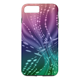 Colorful Abstract Tough iPhone 7 Plus Case