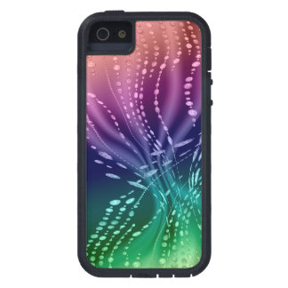 Colorful Abstract Tough Xtreme iPhone 5 Case