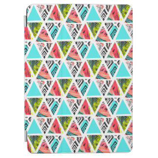 Colorful Abstract Tropical Pattern