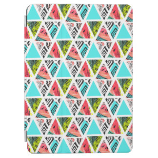 Colorful Abstract Tropical Pattern iPad Air Cover