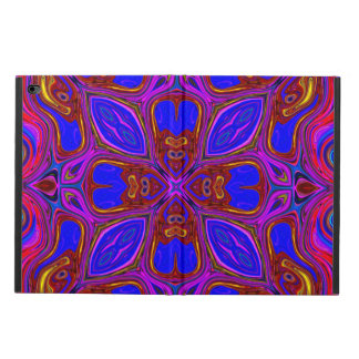 Colorful Abstract Wave Powis iPad Air 2 Case