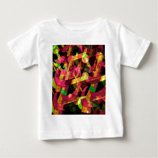 Colorful abstraction baby T-Shirt