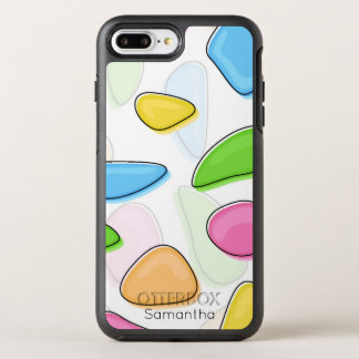 Colorful Abstracts OtterBox Symmetry iPhone 8 Plus/7 Plus Case