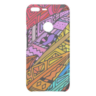 Colorful African Design Uncommon Google Pixel XL Case