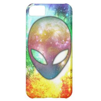Colorful Alien iPhone 5C Case