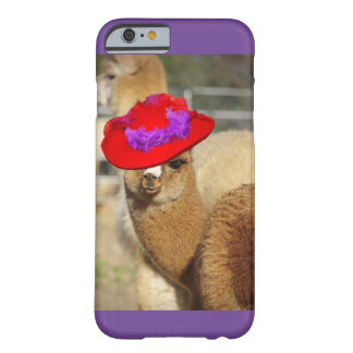 Colorful Alpaca iPhone 6 Case