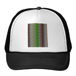 COLORFUL AMAZON WILD PATTERN MESH HATS