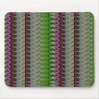 COLORFUL AMAZON WILD PATTERN MOUSE PAD