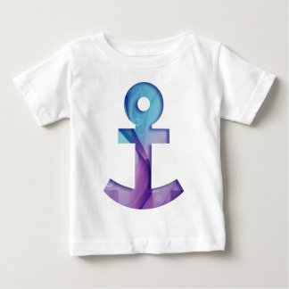 Colorful anchor baby T-Shirt