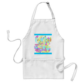Colorful and Beautiful Artist Design Aprons