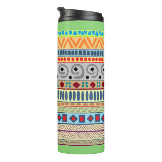 Colorful and Bright Andes Tribal Tumbler