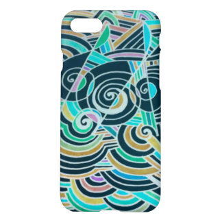 COLORFUL and FUNKY iPhone case
