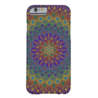 Colorful And Intricate Mandala Barely There iPhone 6 Case