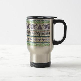 Colorful and Unique Aztec Art Mug