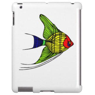 Colorful Angel Fish