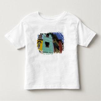 Colorful architecture of La Boca neighborhood Toddler T-Shirt