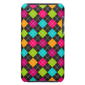 Colorful Argyle Pattern Design iPod Touch Case-Mate Case