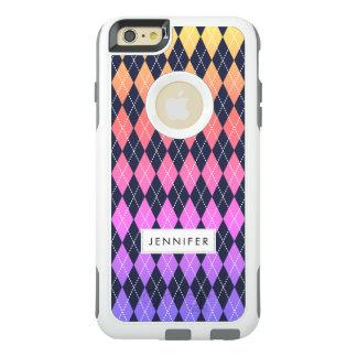Colorful Argyle Pattern iPhone 6/6S Plus Case