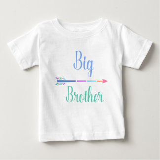 Colorful Arrow Big Brother ,adorable couple ,cute Baby T-Shirt