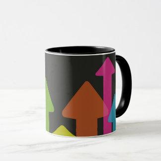 Colorful Arrows Mug