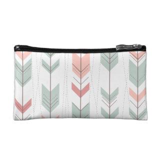 Colorful Arrows Pattern Makeup Bag