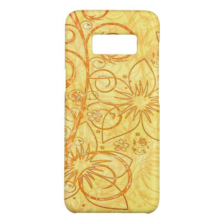 Colorful Artistic Flowers Case-Mate Samsung Galaxy S8 Case