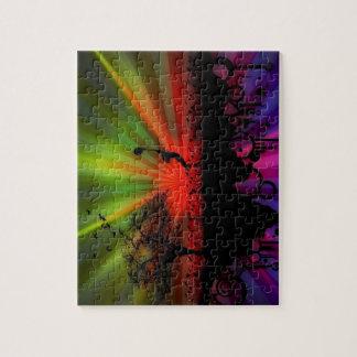 Colorful Artwork : 8x10 Puzzle