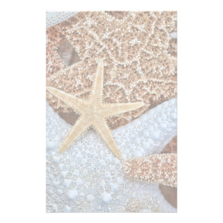 Colorful Assortment of Starfish Customised Stationery