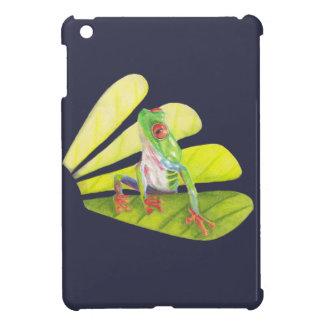 Colorful Australian Tree Frog iPad Mini Cover
