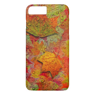 Colorful Autumn Leaves iPhone 8 Plus/7 Plus Case