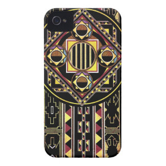Colorful Aztec Art Blackberry Bold Cover