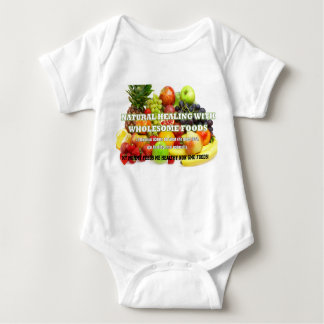 Colorful Baby Jersey Bodysuit