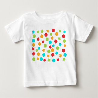 Colorful baby T shirt