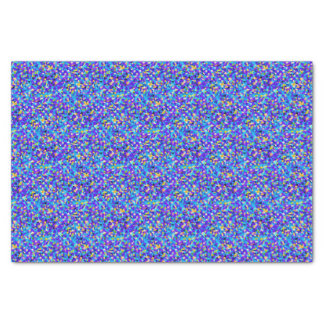 Colorful background tissue paper