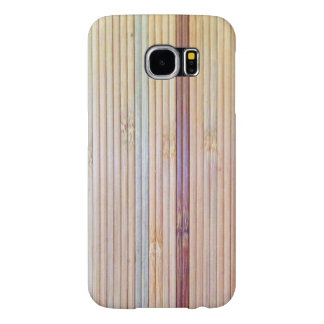 Colorful Bamboo Samsung Galaxy S6 Cases