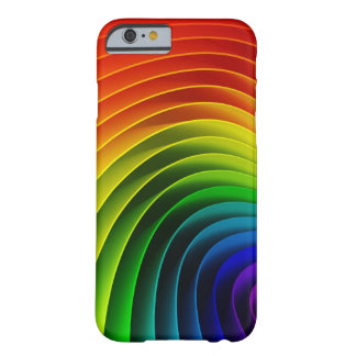 Colorful Barely There iPhone 6 Case