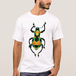 Colorful beetle shirt