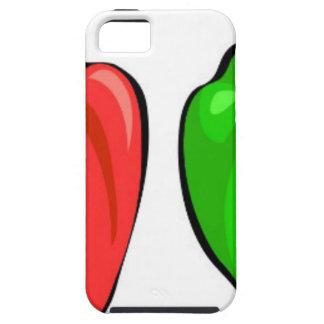 Colorful Bell Peppers iPhone 5 Case