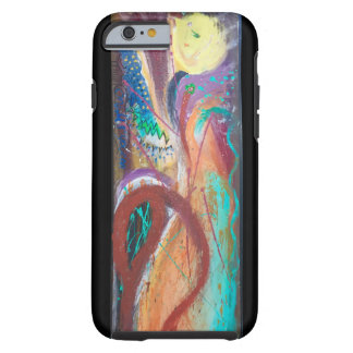 Colorful Bleeding heart Tough iPhone 6 Case