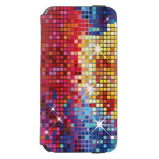Colorful Bling-Case Incipio Watson™ iPhone 6 Wallet Case