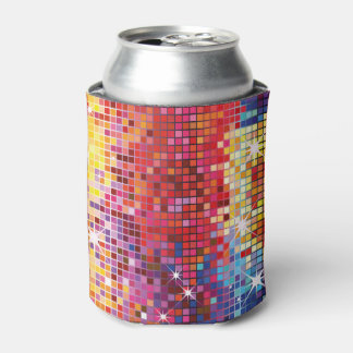 Colorful Bling-Cooler Can Cooler