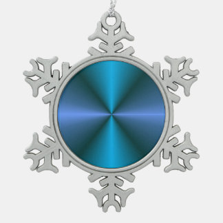 Colorful Blue/Green/ Mauve> Christmas Ornament