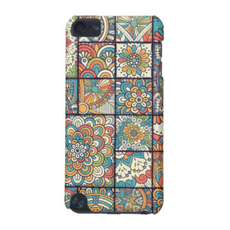 Colorful Bohemian Mandala Patchwork iPod Touch 5G Case
