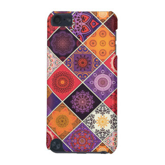 Colorful Bohemian Mandala Patchwork iPod Touch (5th Generation) Case