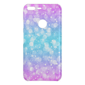 Colorful Bokeh Glitter Uncommon Google Pixel XL Case