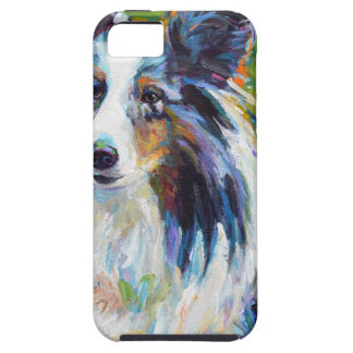 Colorful BORDER COLLIE Case For The iPhone 5