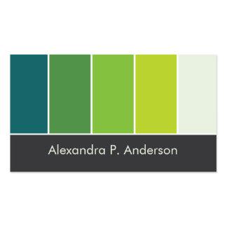 Colorful Boutique (v18) Business Card